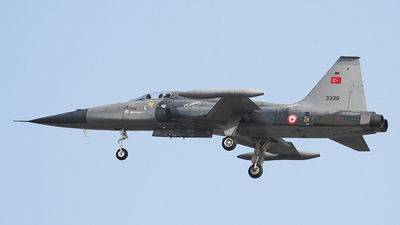 64-13339 - Northrop F-5A Freedom Fighter - Turkey - Air Force