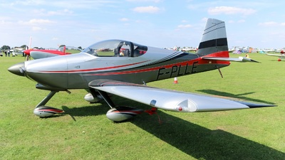 F-PLLE - Vans RV-9A - Private