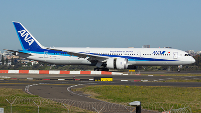 JA894A - Boeing 787-9 Dreamliner - All Nippon Airways (Air Japan)