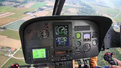 OO-OMG - Eurocopter EC 120B Colibri - helibusiness