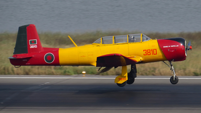 3810 - Nanchang PT-6A - Bangladesh - Air Force