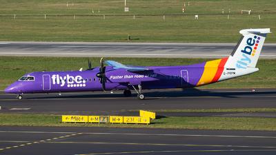 A picture of GPRPM - De Havilland Canada Dash 8400 - [4188] - © Alexander Schürmann