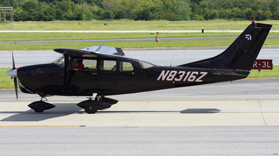 A picture of N8316Z - Cessna 2105 - [2050316] - © Agustin Anaya