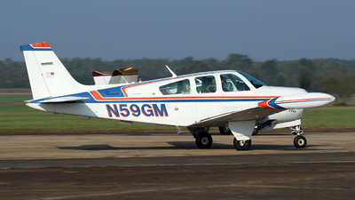 A picture of N59GM - Beech F33A Bonanza - [CE964] - © Kevin Porter