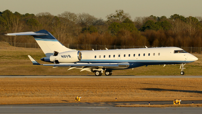 N8VB - Bombardier BD-700-1A10 Global Express - Private