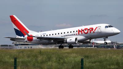 F-HBXB - Embraer 170-100LR - HOP! for Air France