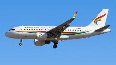 B-6441 - Airbus A319-115 - Tibet Airlines