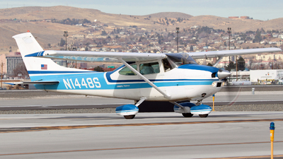 A picture of N1448S - Cessna 182P Skylane - [18264996] - © Nate Morin