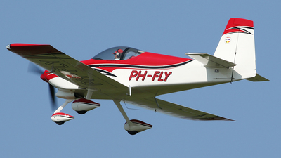 PH-FLY - Vans RV-7 - Private