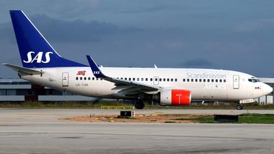 LN-TUM - Boeing 737-705 - Scandinavian Airlines (SAS)