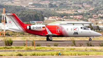 D-CAAE - Bombardier Learjet 55 - FAI Rent-a-jet