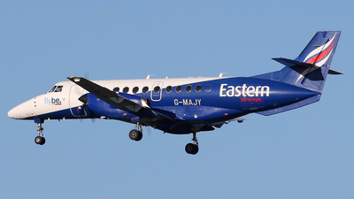 G-MAJY - British Aerospace Jetstream 41 - Eastern Airways