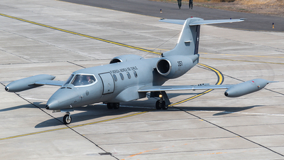 351 - Gates Learjet 35A - Chile - Air Force
