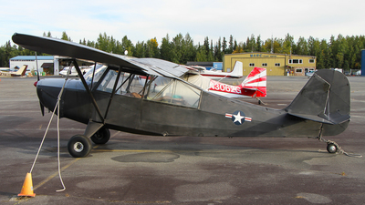 N84498 - Aeronca 7AC Champion - Private