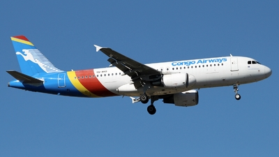 9S-AKD - Airbus A320-216 - Congo Airways