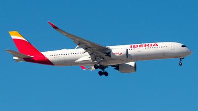 A picture of ECNIS - Airbus A350941 - Iberia - © Pablo Gonzalez de Leon