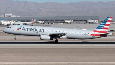 N549UW - Airbus A321-231 - American Airlines