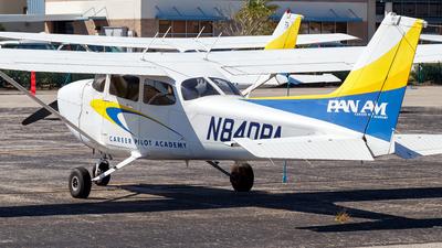 N840PA - Cessna 172S Skyhawk SP - Pan Am International Flight Academy