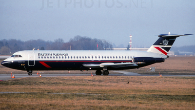 G-AVMK - British Aircraft Corporation BAC 1-11 Series 510ED - British Airways
