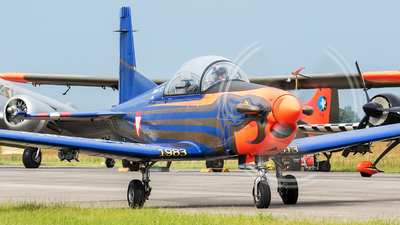 3H-FC - Pilatus PC-7 - Austria - Air Force