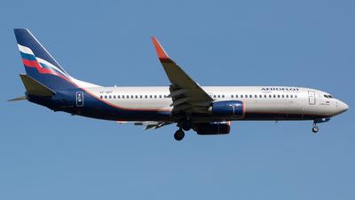 A picture of VPBRF - Boeing 7378LJ - Aeroflot - © Chris Pitchacaren