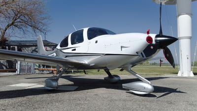 N186DG - Cirrus SR22T-GTS - Private