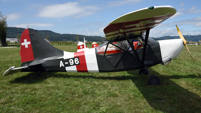 HB-TRY - Stinson L-5 Sentinel - Private