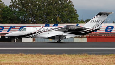 N325CJ - Cessna 525 Citation CJ4+ - Textron Aviation