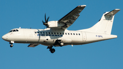 F-GPYL - ATR 42-500 - Air France (Airlinair)