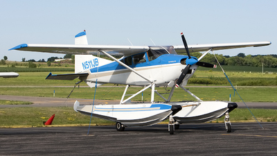 N511JB - Cessna A185F Skywagon - Private