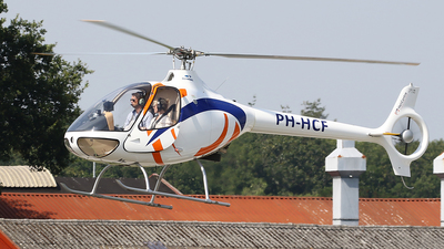 PH-HCF - Guimbal Cabri G2 - Helicentre