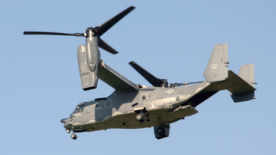 09-0046 - Boeing CV-22B Osprey - United States - US Air Force (USAF)