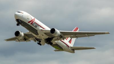 N740AX - Boeing 767-232(SF) - ABX Air