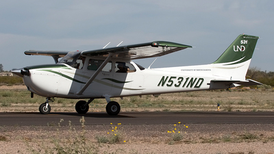 N531ND - Cessna 172S Skyhawk - University Of North Dakota