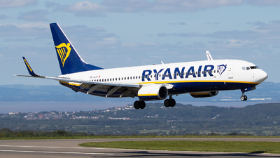 9H-QCM - Boeing 737-8AS - Ryanair (Malta Air)