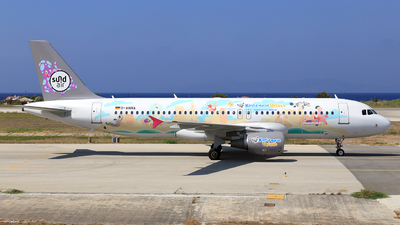 D-ANNA - Airbus A320-214 - SundAir
