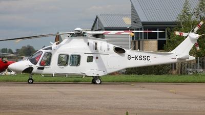 G-KSSC - Agusta-Westland AW-169 - Private