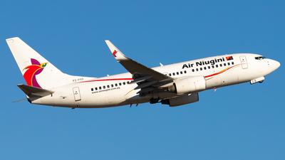 P2-PXD - Boeing 737-7L9 - Air Niugini