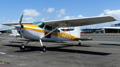 N413LB - Cessna A185F Skywagon - Private
