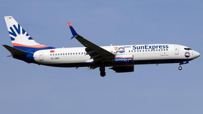 A picture of TCSEP - Boeing 7378HC - SunExpress - © Eddie Heisterkamp