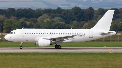 EC-KOY - Airbus A319-111 - Untitled