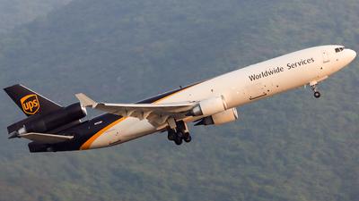 N253UP - McDonnell Douglas MD-11(F) - United Parcel Service (UPS)