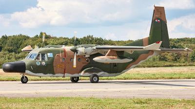 FAU536 - CASA C-212-CE Aviocar - Uruguay - Air Force