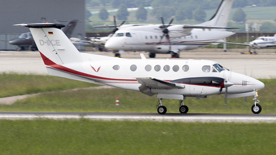 D-IICE - Beechcraft 200 Super King Air - Euro Link