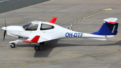OH-DTF - Diamond DA-40NG Diamond Star - Patria Pilot Training
