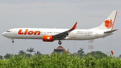PK-LHU - Boeing 737-9GPER - Lion Air