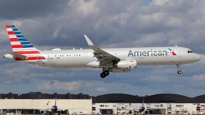 N115NN - Airbus A321-231 - American Airlines