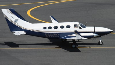 N6562C - Cessna 414A Chancellor - Private