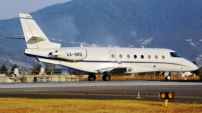 XA-SRD - Gulfstream G200 - Private