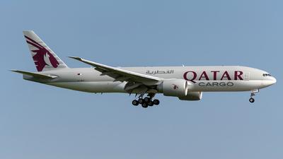A7-BFZ - Boeing 777-F - Qatar Airways Cargo